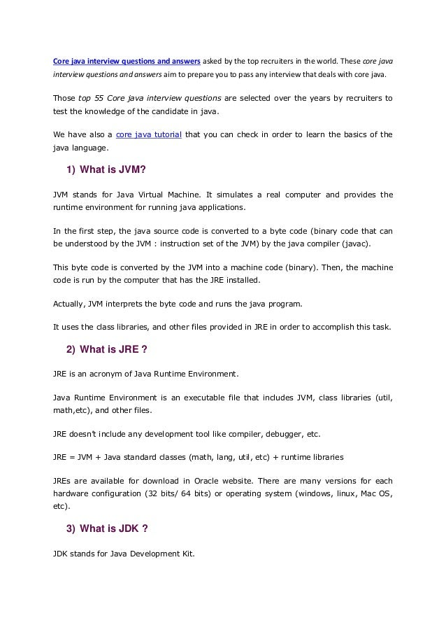 vodafone interview questions and answers pdf