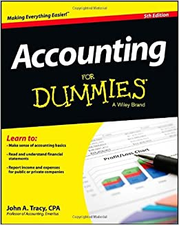 accounting for dummies 6th edition pdf
