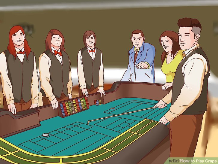 how to play craps for beginners pdf