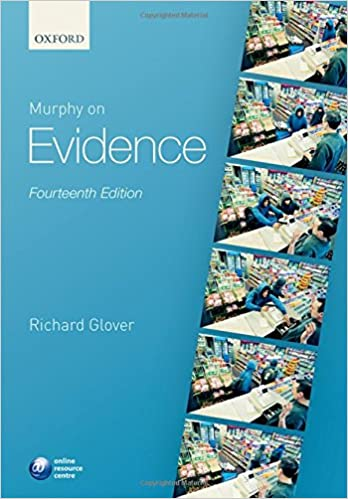 introduction to the law of evidence pdf