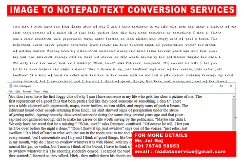 how to convert notepad document to pdf