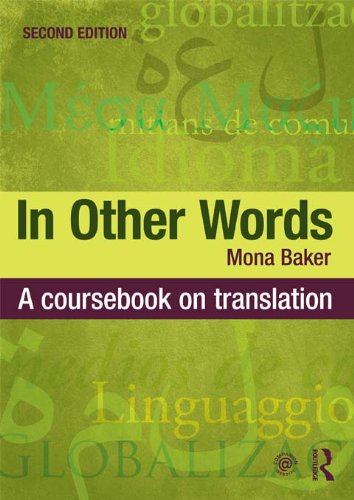 mona baker in other words a coursebook on translation pdf
